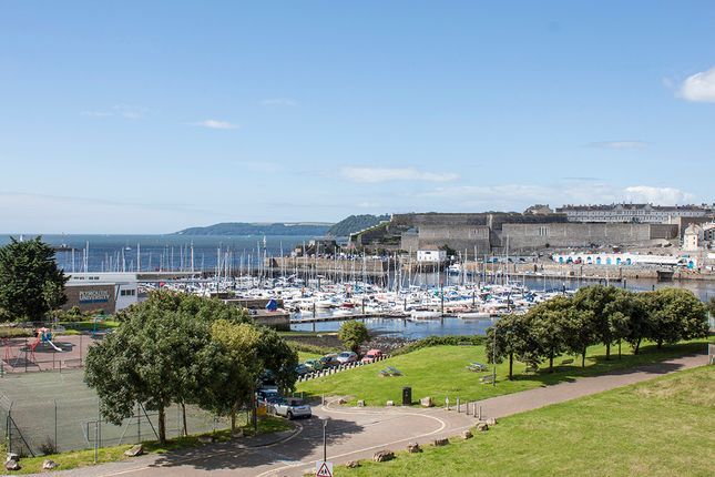 Thumbnail Flat for sale in Queen Annes Quay, Sutton Harbour, Coxside, Plymouth