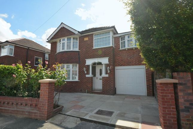 Thumbnail Detached house for sale in Syddall Avenue, Heald Green, Cheadle