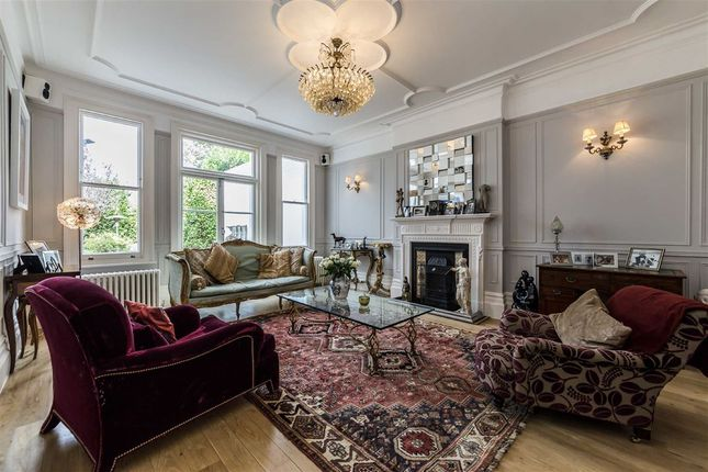 Thumbnail Detached house for sale in Creffield Road, London