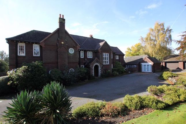 Thumbnail Detached house for sale in Poulton Royd Drive, Spital, Wirral