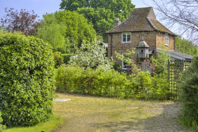 Thumbnail Detached house for sale in Comberton, Cambridge, Cambridgeshire