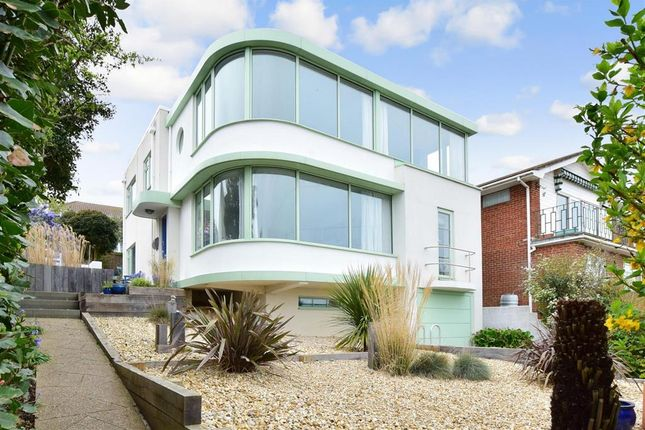 Thumbnail Detached house for sale in Saltdean Drive, Saltdean, Brighton, East Sussex
