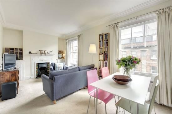 Thumbnail Flat for sale in Marchmont Street, London