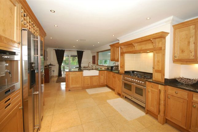 Thumbnail Detached house for sale in Chelsfield Hill, Orpington, Kent