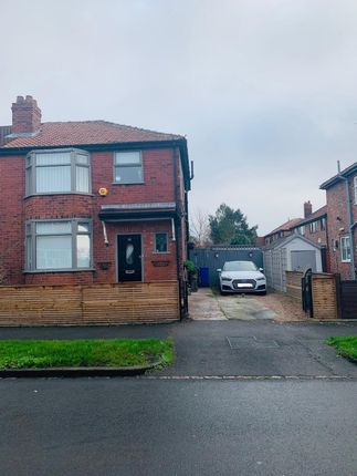 Thumbnail Semi-detached house for sale in Longford Place, Longsight, Manchester