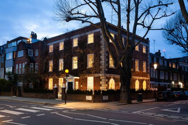 Thumbnail Detached house to rent in Cheyne Place, Chelsea, London
