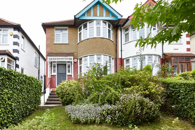 3 bed semi-detached house for sale in Southfields, London