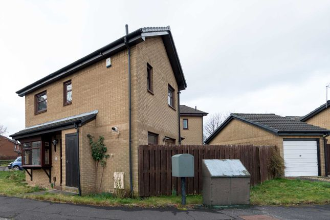 Thumbnail Detached house for sale in Greenlaw Crescent, Greenlaw, Paisley