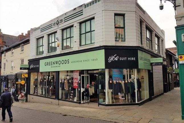 Thumbnail Retail premises to let in 9-9B Packers Row, 9-9B Packers Row, Chesterfield