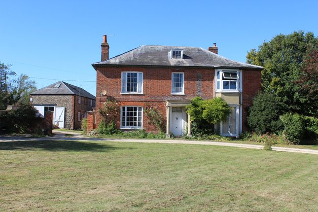 Thumbnail Farmhouse for sale in Faringdon Road, East Challow, Wantage