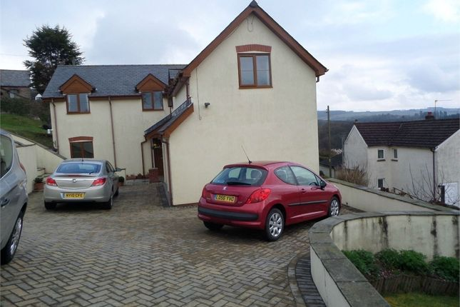 Thumbnail Detached house to rent in Mynyddbach, Shirenewton, Chepstow, Monmouthshire