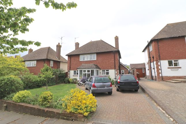 3 bed detached house for sale in Willingdon Park Drive, Eastbourne