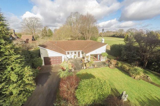 Thumbnail Detached bungalow for sale in Walpole Avenue, Chipstead, Coulsdon