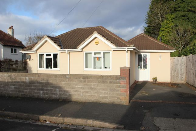 Thumbnail Detached bungalow to rent in Henleaze Park Drive, Henleaze, Bristol