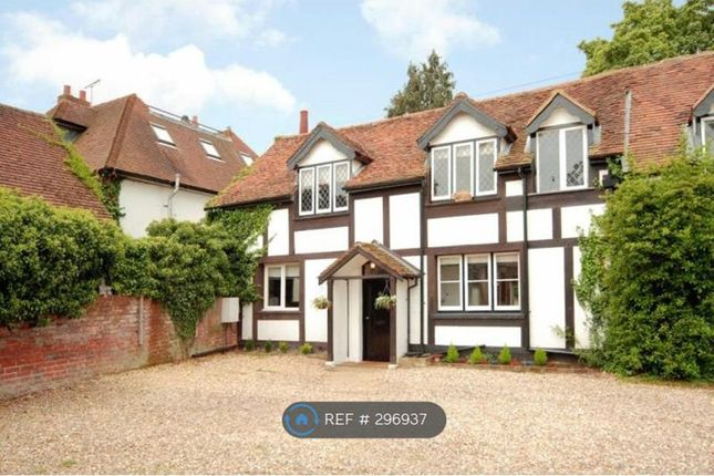 Thumbnail Semi-detached house to rent in Lake End Road, Buckinghamshire