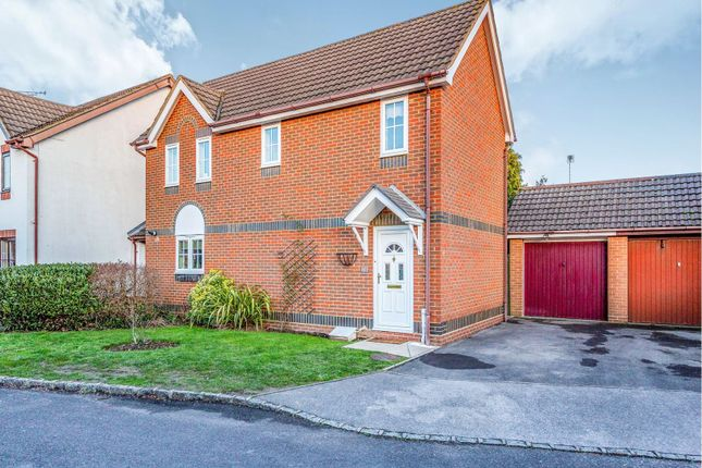 Thumbnail Detached house for sale in Madox Brown End, Sandhurst
