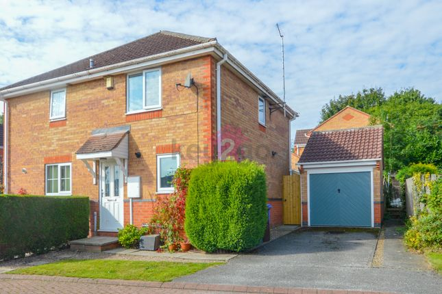 2 bed semi-detached house for sale in Hall Meadow Grove, Halfway, Sheffield S20