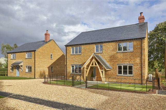 Thumbnail Detached house for sale in Heritage Fields, Tysoe, Warwick