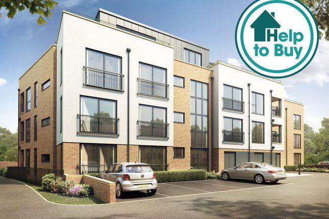 Thumbnail Flat for sale in Hurricane House, St. Andrew's Park, Uxbridge