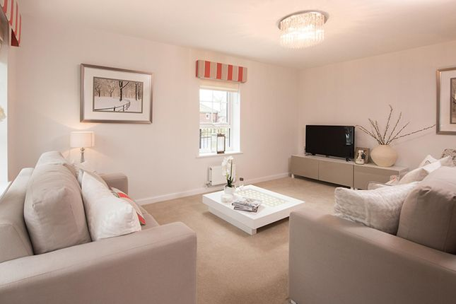"Thumbnail End terrace house for sale in ""Ennerdale"" at Lightfoot Lane, Fulwood, Preston"
