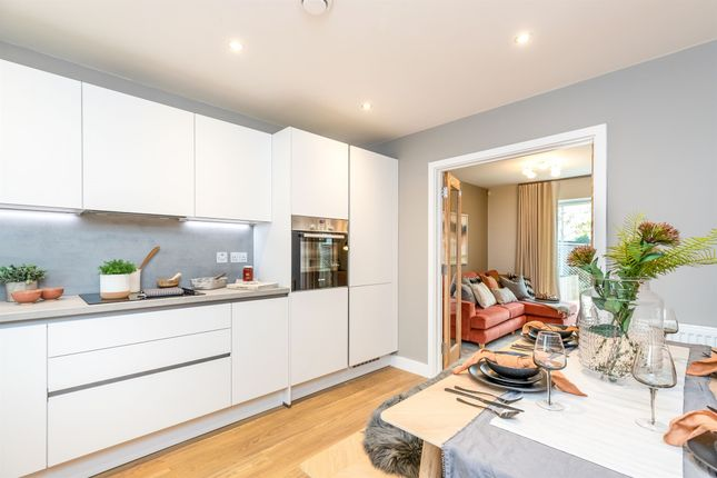 Thumbnail Terraced house for sale in Charlotte Avenue, Bicester