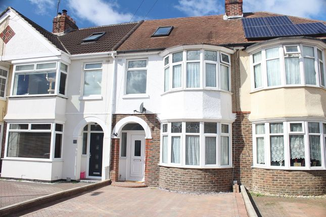 Thumbnail Terraced House For Sale In Selsey Avenue Gosport