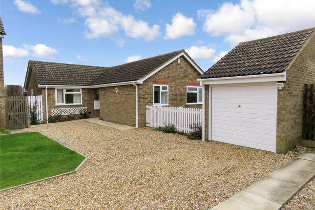 Thumbnail Bungalow for sale in Buryfield, Bury, Ramsey, Huntingdon