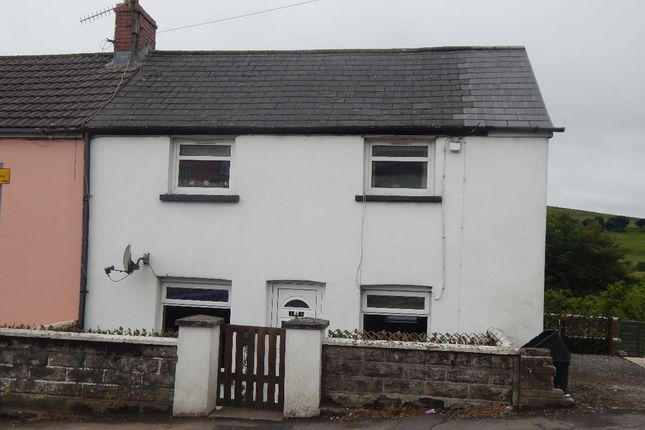 Thumbnail End terrace house for sale in Queen Street, Nantyglo