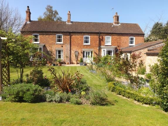 Thumbnail Detached house for sale in Irish Hill, Louth, Lincolnshire, Westgate Hill House
