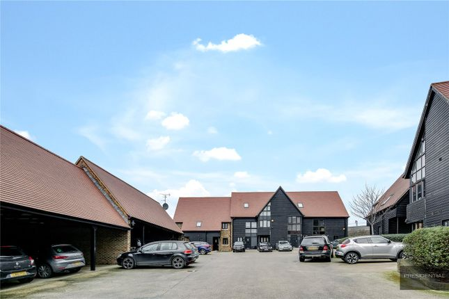 Exterior of Dovecote Barns, Purfleet, Essex RM19