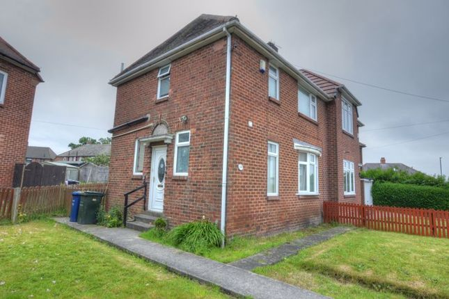 Thumbnail Semi-detached house to rent in Newminster Road, Fenham, Newcastle Upon Tyne