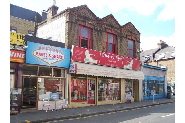 Thumbnail Retail premises for sale in 7-11 Drayton Green Road, West Ealing