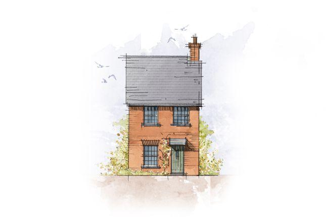 Thumbnail Semi-detached house for sale in Foxglove Lane, Fremington