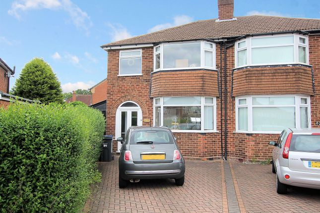 Thumbnail Semi-detached house to rent in Padstow Road, Birmingham