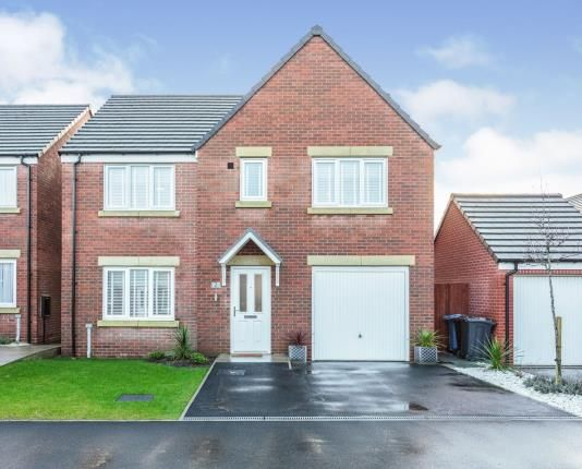 Thumbnail Detached house for sale in Redfern Way, Lytham St. Annes, Lancashire