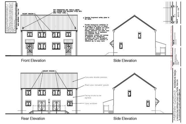 Thumbnail Semi-detached house for sale in Cresswell Street, King's Lynn