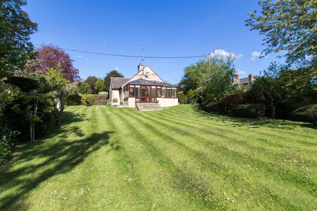 Thumbnail Bungalow for sale in Ampney Crucis, Cirencester