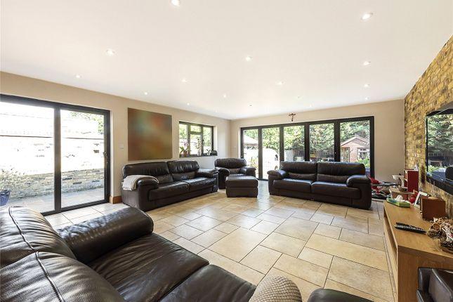 Living Room of Kenver Avenue, London N12