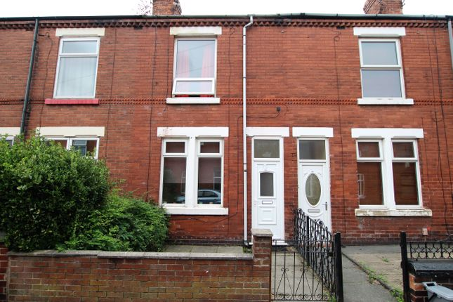 Thumbnail Terraced house to rent in Old Wargrave Road, Newton Le Willows, Merseyside