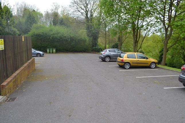Car Park of Grange Court, Dudley DY1