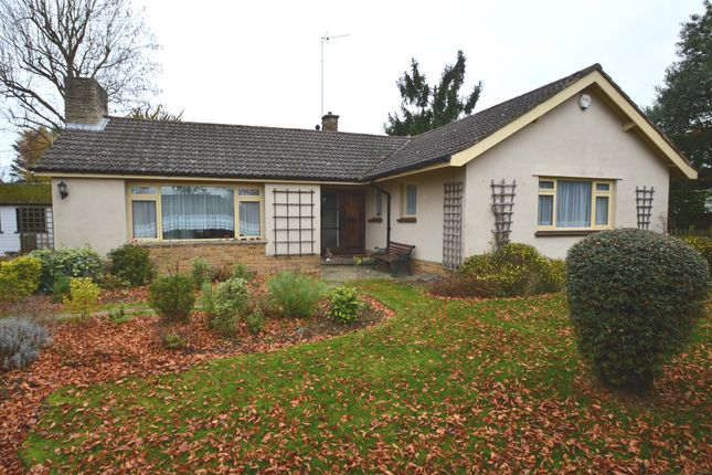 3 bed detached bungalow for sale in Greenways Drive, Maidenhead