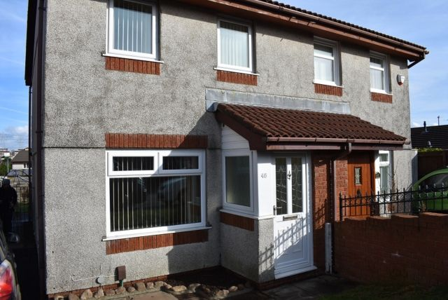 Thumbnail Semi-detached house to rent in Lon Enfys, Llansamlet