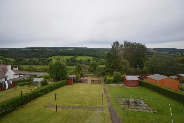Thumbnail Flat for sale in Isles Terrace, Newmilns