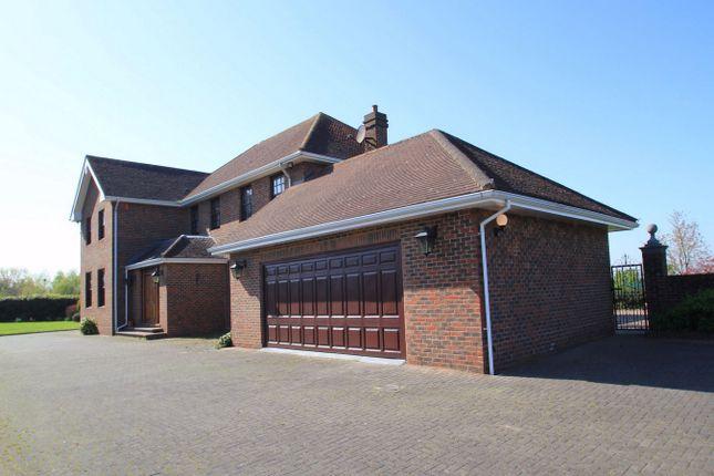 Thumbnail Detached house to rent in Rectory Farm, Shenley, Rectory Lane, Shenley, Radlett, Hertfordshire