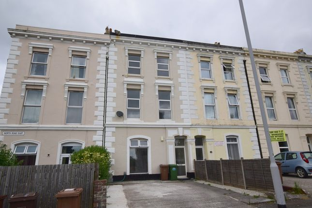 Thumbnail Maisonette for sale in North Road East, Plymouth