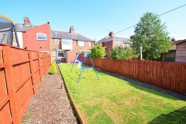 Rear Garden of Addison Road, Middlesbrough TS5