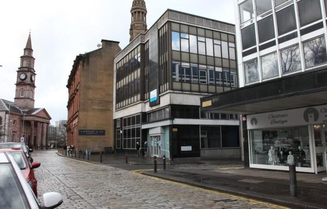 Thumbnail Office for sale in 128, Cathcart Street, Greenock
