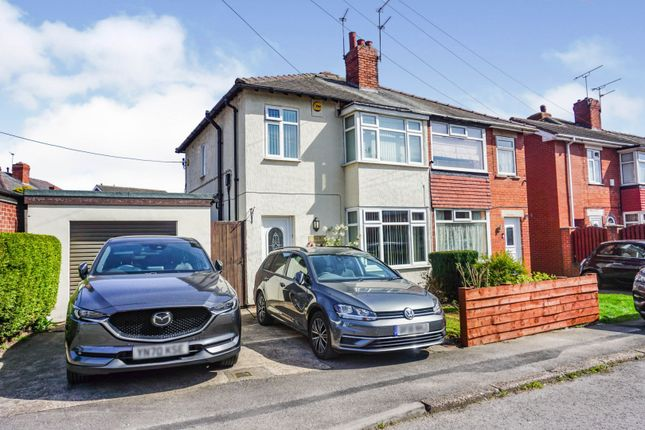 Thumbnail Semi-detached house for sale in Winholme, Armthorpe, Doncaster