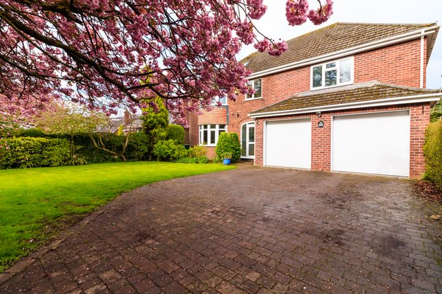 Thumbnail Detached house for sale in Burton Road, Lincoln