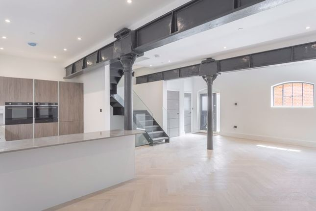 Thumbnail Terraced house for sale in Mews House 2 - The Brewery, Hartham Lane, Hertford